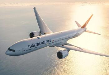 Turkish Airlines возобновила полёты в Киргизию