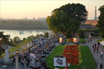 В Белграде вновь ввели режим ЧП из-за коронавируса