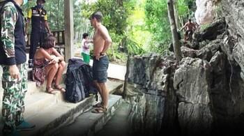 В Таиланде в пещере обнаружили россиян, оставшихся в стране из-за карантина