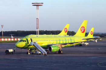 Владелец S7: международные перелёты могут начаться через год