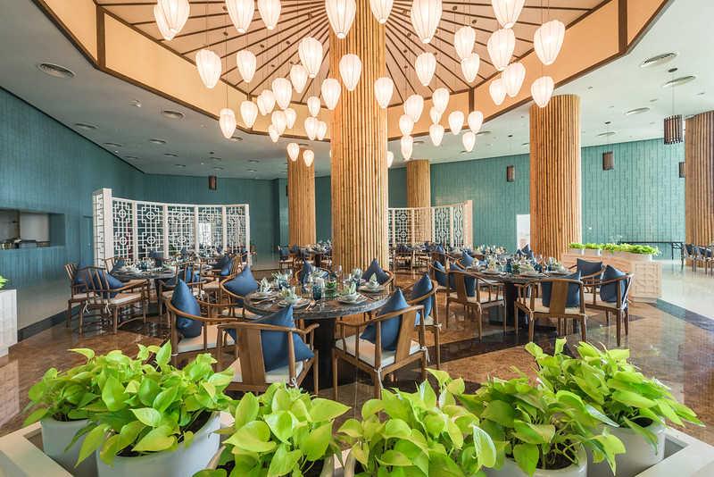 nhà hàng bamboo