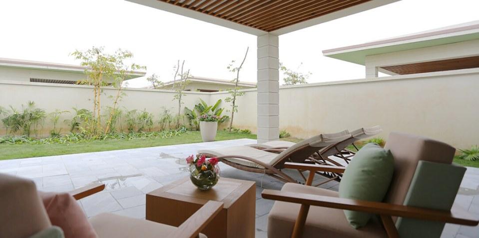 hạng phòng garden living