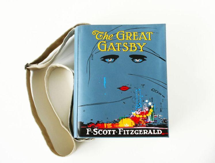 Великий Гэтсби сумка