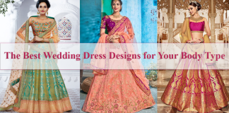 The Best Wedding Dress Designs for Your Body Type