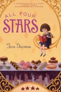ALL FOUR STARS AUTHOR INTERVIEW: TARA DAIRMAN–WORLD TRAVELER