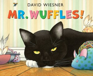 Cat vs. Aliens: Mr. Wuffles (2013) by David Wiesner