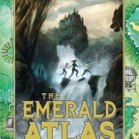 "An enchanted world, a powerful book, and three children of destiny: ""E"" is for The Emerald Atlas: The Book of Beginnings (2011) by John Stephens #AtoZchallenge"