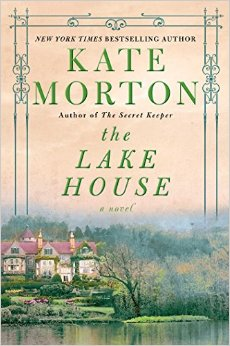 Waiting on Wednesday for The Lake House by Kate Morton