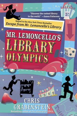 lemoncello library olympics