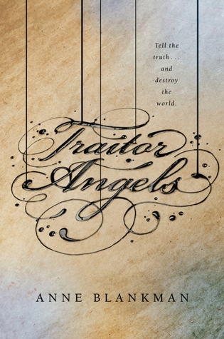 Waiting on Wednesday for Traitor Angels by Anne Blankman