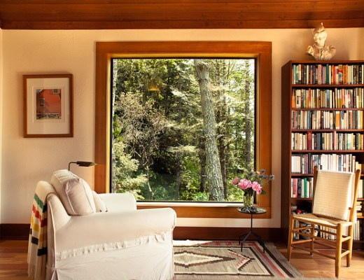 A Reading Nook to Wish For….