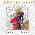 Kleurboek Throne of Glass