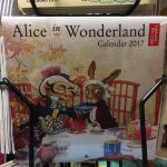 Kalender 2017 Alice in Wonderland