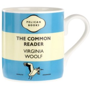Mok The Common Reader van Virginia Woolf