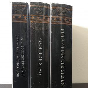Boekenserie Bijzondere kinderen van mevr Peregrine
