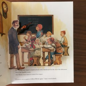 Anne of Green Gables pop-up boek