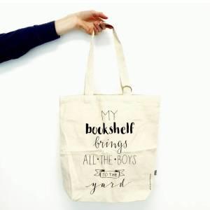 Blossom Books bag 'My bookshelf'