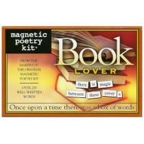 Magnetic Poetry Book Lover