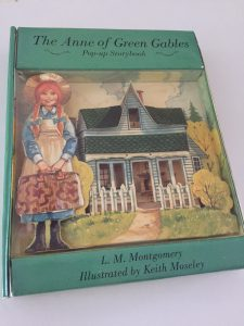 Pop-up Anne of Green Gables