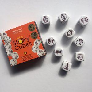 Story Cubes in actie