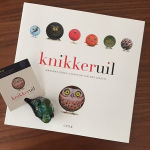 Prentenboek Knikkeruil