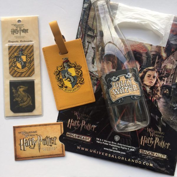 Harry Potter Orlando souvenirs