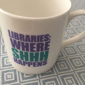 Mok Libraries where shhh happens