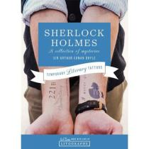 Sherlock Holmes Tattoos