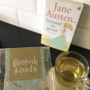 Bookish Blends Sense and Sensibilitea