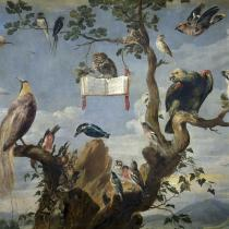 Frans_Snyders_-_Concert_of_Birds_-_WGA21526