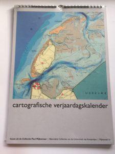 Cartografische verjaardagskalender