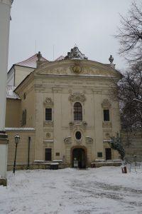 Strahov bibliotheek