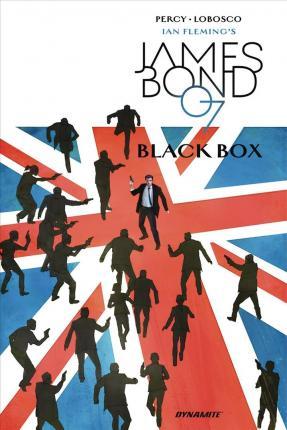 James Bond stipboek Dynamite Entertainment