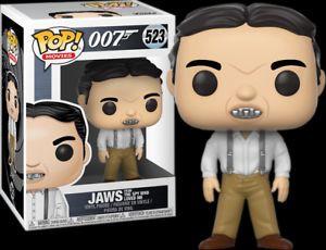 Funko pop Jaws uit James Bond