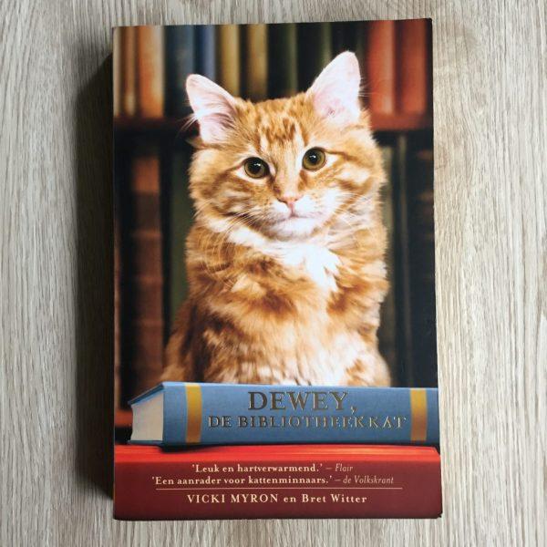 Boek Dewey bibliotheekkat