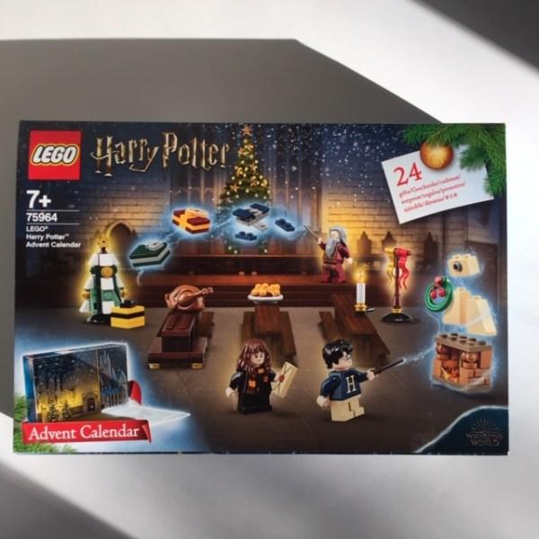 Harry Potter Lego Adventkalender 2019