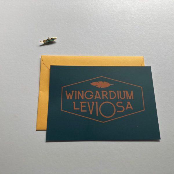 Kaarten met Studio Pins & Paper