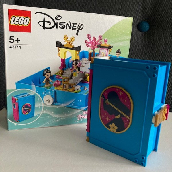 Legosprookje Mulan