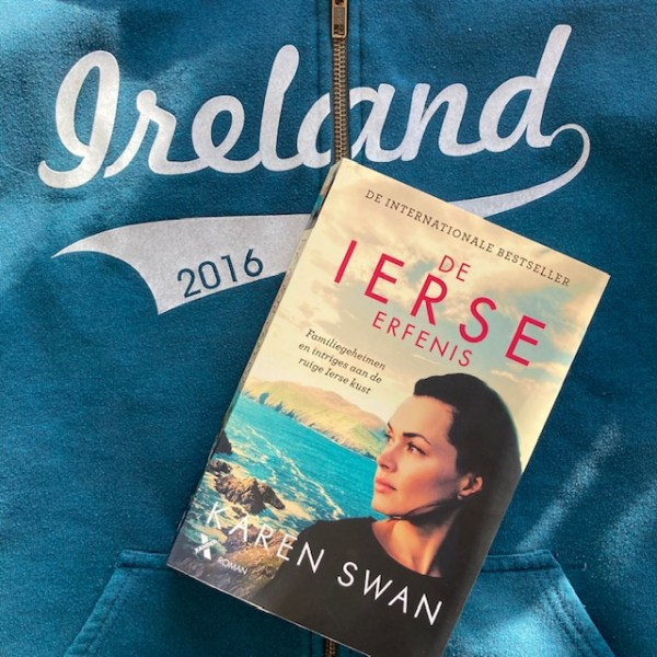 Lezend de wereld rond Ierland