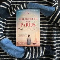 2021 De bibliotheek van Parijs