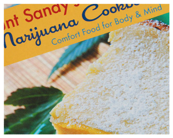 aunt sandy's cookbook