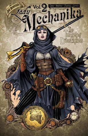 Lady Mechanika Vol. 2