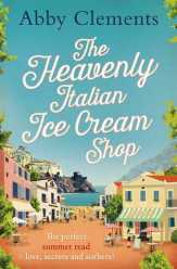 the heavenly italian ice-cream shop