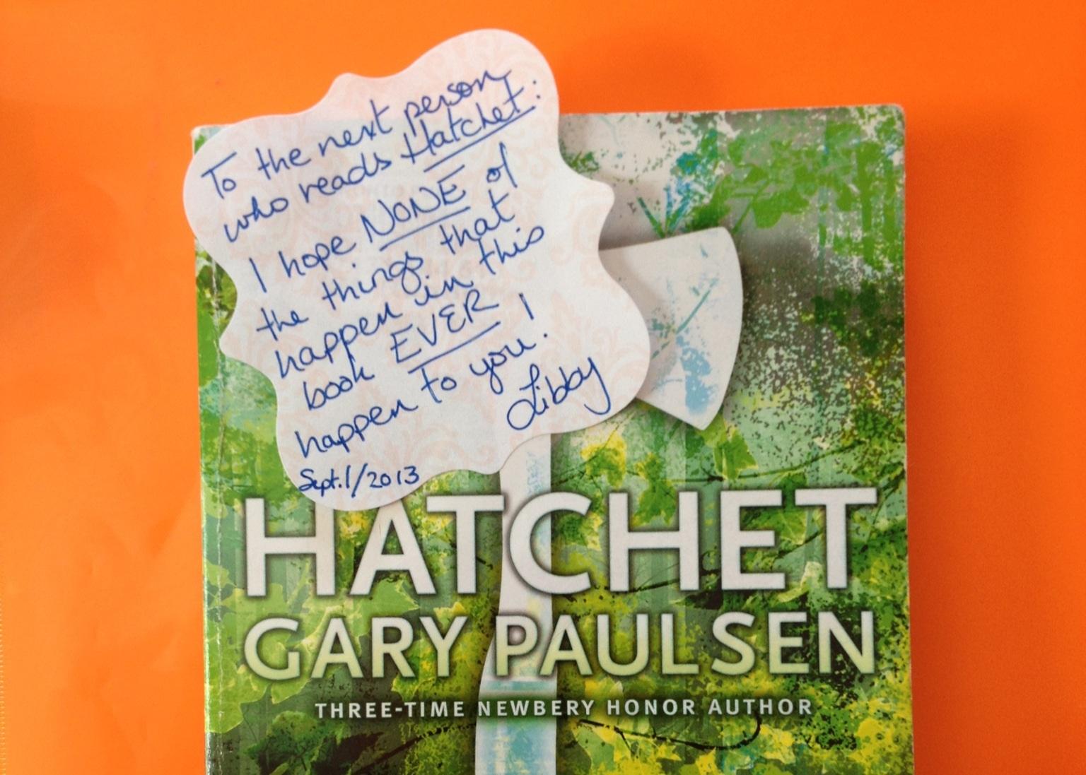 Gary Paulsen S Hatchet