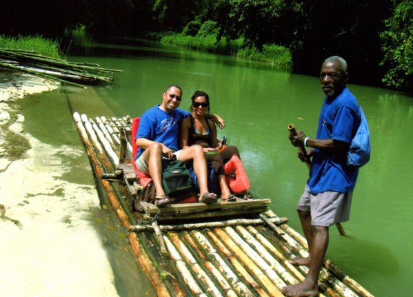 Martha Brae Rafting | Book Jamaica Excursions | bookjamaicaexcursions.com | Karandas Tours