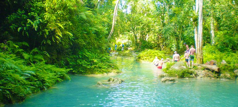 Blue Hole | Book Jamaica Excursions | bookjamaicaexcursions.com | Karandas Tours