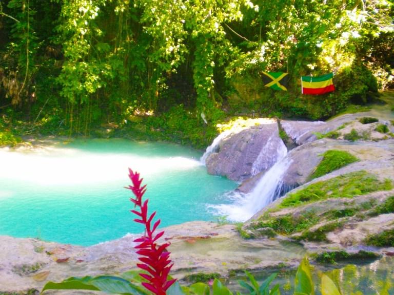 Blue Hole & Secret Falls