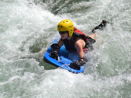 River Boarding Adventure Tour | Book Jamaica Excursions | bookjamaicaexcursions.com | Karandas Tours