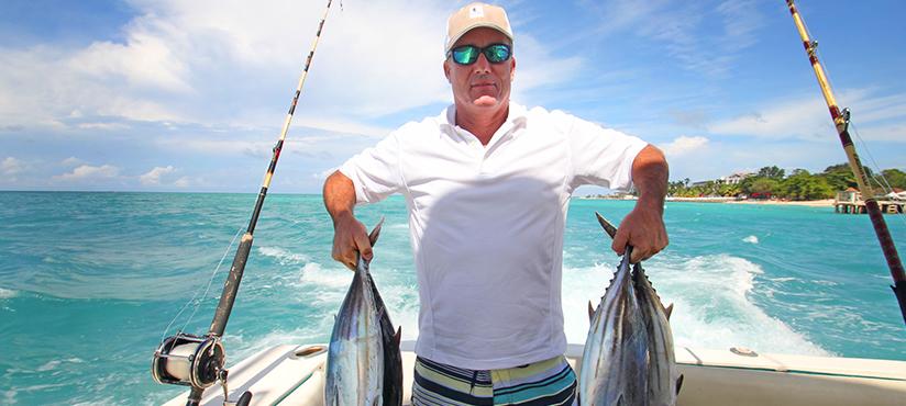 Deep Sea Fishing | Book Jamaica Excursions | bookjamaicaexcursions.com | Karandas Tours