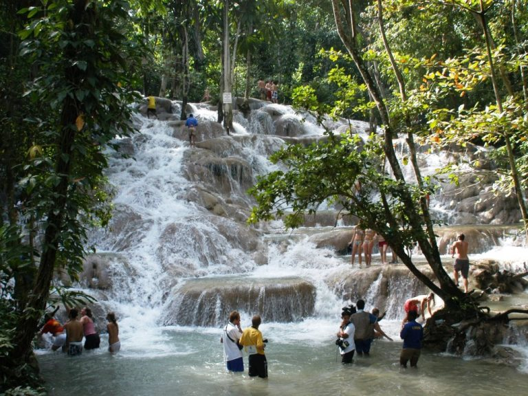 Dunn's River Falls & Zip Line Adventure